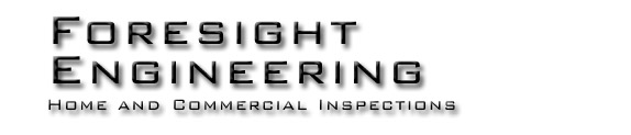 Foresight Engineering - Home & Commercial Inspection